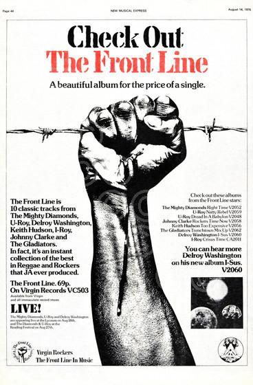 The Front Line 22