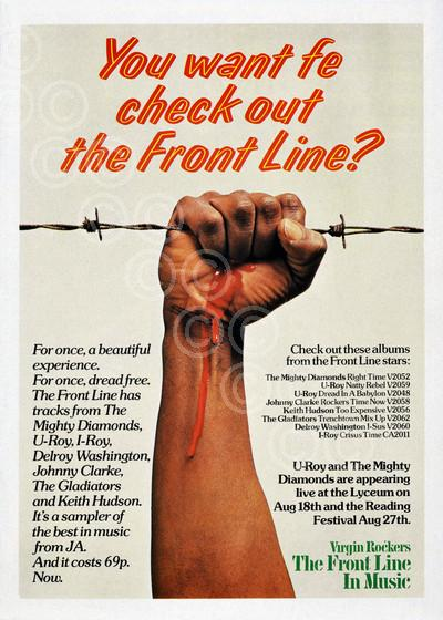 The Front Line 25