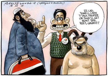 ed Miliband Wallace Gromit