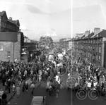 Celtic Arrive Home After European Cup Triumph 1967-05-