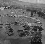 Aerial view of the 57th Highland Divison reunion, 1963.jpg