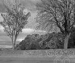 Stirling Castle from a distance, 1960.jpg