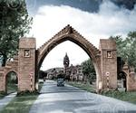006 Archway at Southern end of Edzell, 1955. JUNE.jpg