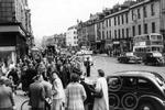 A busy Union Street in July, 1969, looking towards the