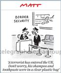 96515301 Border Security A terrorist has entered the UK