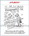 101273355 Telegraph If we leave the EU will the crosswo