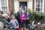 103019639_Mar0071407DT Andrea Leadsom MP resigning her