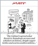 107264025 Chequers The Cabinets agreed what Brexit is R