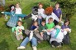 Scarecrows at the Gaelic School 01.JPG