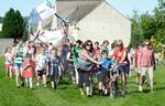 Commonwealth Games Dingwall Primary 02.JPG
