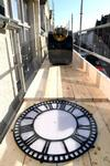 Drum Clock being put in to place 02.JPG