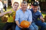 431120LA Adrian Chiles opens Glasshouse fair Stge.jpg