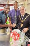 291312H Dudley Mayor bag packing Asda for charity.jpg