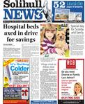 Solihull News Front 181111.jpg