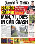 Hinckley Times Front 101111.jpg