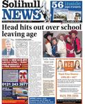 Solihull News Front 191012.jpg