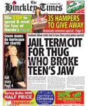 Hinckley Times Front 081112.jpg