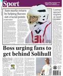 Solihull News Back 250113.jpg