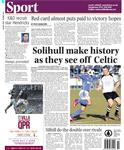 Solihull News Back 080313.jpg