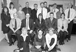 Hinckley Times staff pictured in December 2003. .jpg