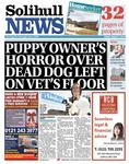 Solihull News Front 080814.jpg