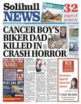 Solihull News Front 290814.jpg