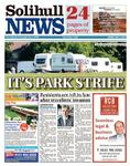 Solihull News Front 030715.jpg