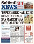 Solihull News Front 050615.jpg