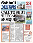 Solihull News Front 100415.jpg