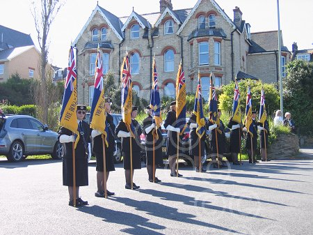 FORCES MARCH rbl honour guard2.JPG