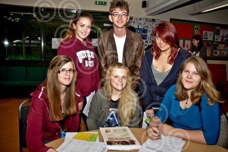 A-Level results Churchill 1of8 AM 150813.jpg