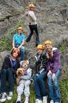 Abseil Dogs Friends 2of2 JF 120930.jpg