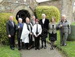 NDG HIGH SHERIFF CEREMONY outside church group1.JPG
