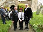 NDG HIGH SHERIFF CEREMONY two sheriffs & cadet1.JPG
