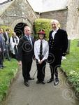 NDG HIGH SHERIFF CEREMONY two sheriffs & cadet2.JPG
