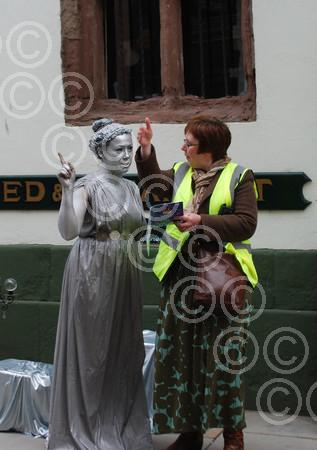 Councillor Caroline Utting meets the Silver Lady.jpg