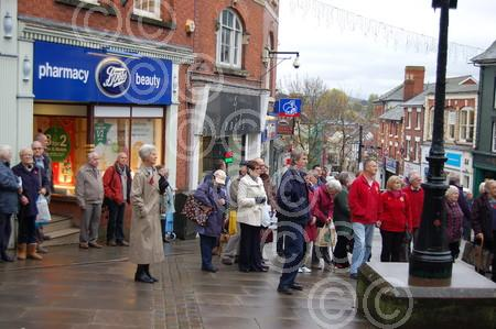Market Place at 11am on November 11th.JPG