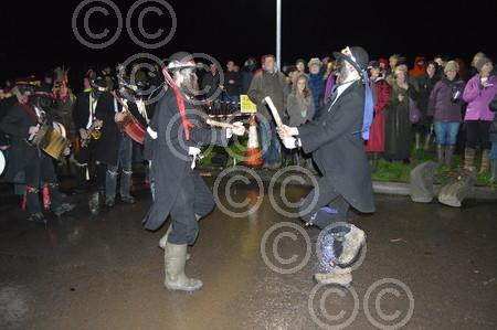 ne wassail morris men and band.JPG