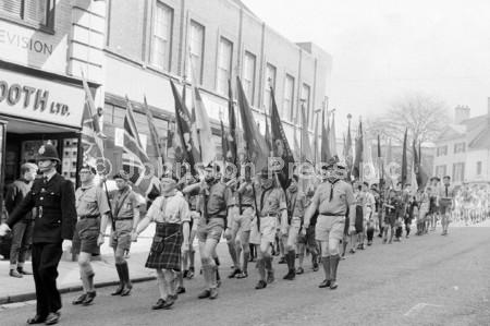 1966 Mansfield St Georges Day Parade 2.jpg