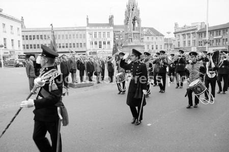 1969 Mansfield Sherwood Foresters Beat the Retreat 3.jpg