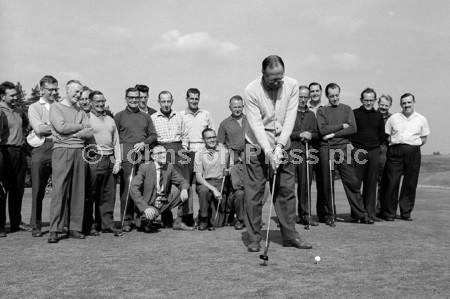 1964 Mansfield Sherwood Forest GC Captains Day.jpg