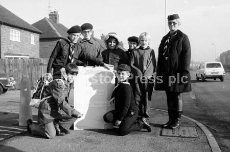 1974 Ollerton Scouts Mile of Pennies.jpg