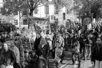London Miners March against pit closures 1992-8.jpg