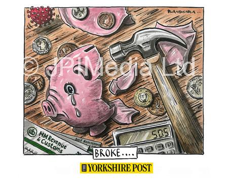 Cartoon Crying Pig 10x8.jpg