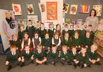IN BL WK 39 Dromore Central PS primary one class 3.JPG