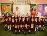 IN BL WK 39 Edenderry PS Banbridge primary one class 3.JPG