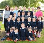IN BL WK 39 Iveagh PS Rathfriland primary one class 1.JPG