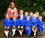 IN BL WK 39 Scarva PS primary one class.JPG