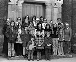 Presentaition to the Redemptorists bell ringers 1974 il