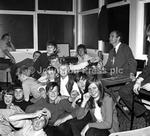 Youth dance at the new Na Piarsaigh clubhouse 1970 ilim